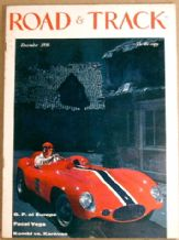 Road & Track December 1956 (a)